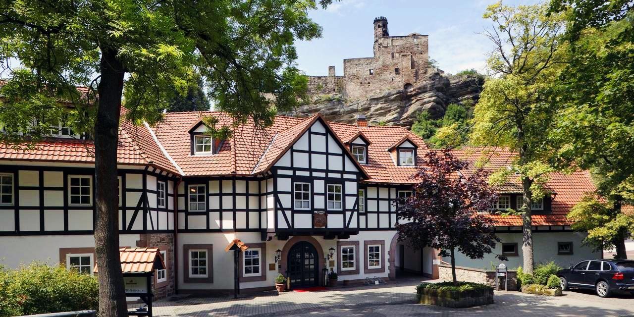 Relais & Châteaux Hardenberg BurgHotel -- Nörten-Hardenberg