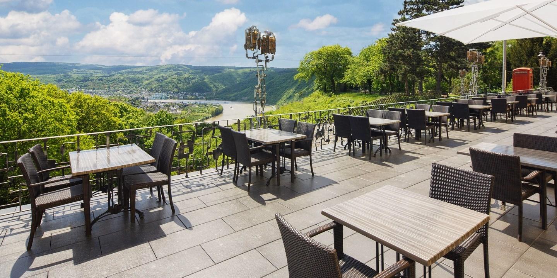 139€ – Hoch überm Loreley-Tal: 4,5*-Hotel mit Wellness, -40% -- Rhein