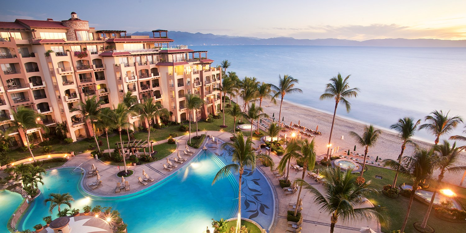 $256 – Puerto Vallarta Beachfront Resort w/$75 Credit -- Nuevo Vallarta, Mexico