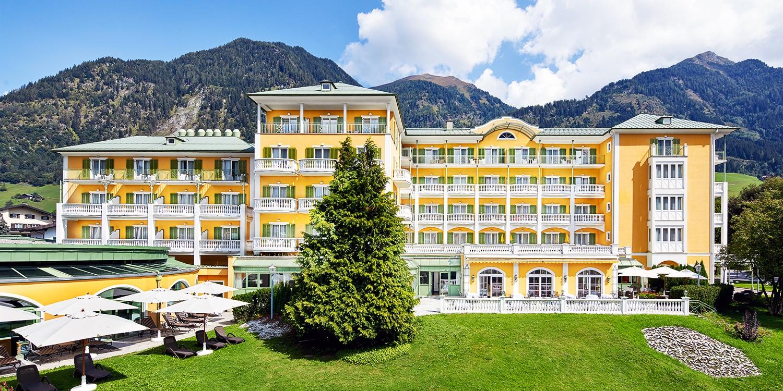 159€ – Suite im Salzburger Land mit HP & Spa, -42% -- Salzburger Land, Österreich