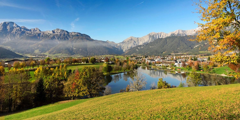 95€ – Alpenchic in Saalfelden mit Panorama-Bergblick, -50% -- Salzburger Land, Österreich