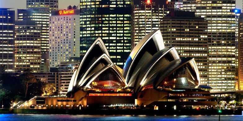 af2d577d899d2 Sydney Harbour Marriott Hotel at Circular Quay -- Sydney