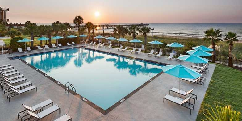 Doubletree Resort By Hilton Myrtle Beach Oceanfront Travelzoo