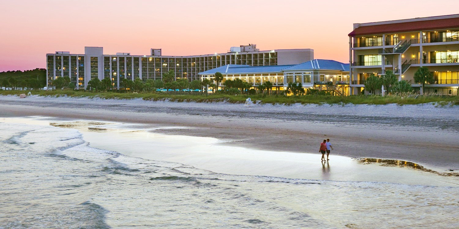 £86 – Balcony Room at Oceanfront Hotel, up to 50% Off -- Myrtle Beach Area