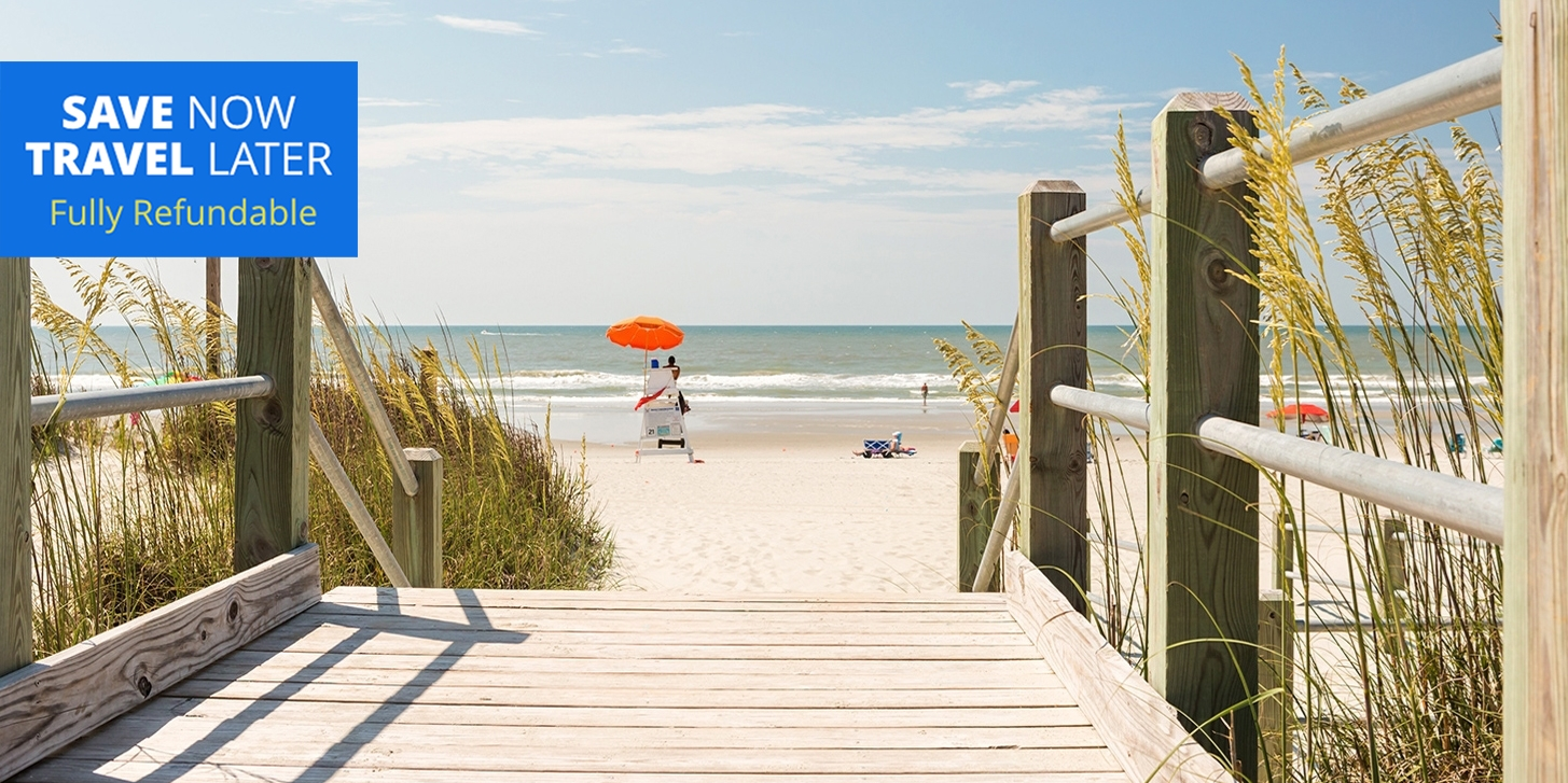 $98 & up – Oceanfront Myrtle Beach Stay, up to 65% Off -- Myrtle Beach Area