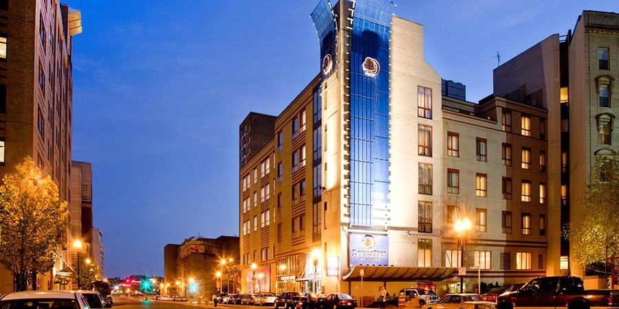 DoubleTree by Hilton Boston - Downtown -- Financial District - Downtown - Boston Common, Boston