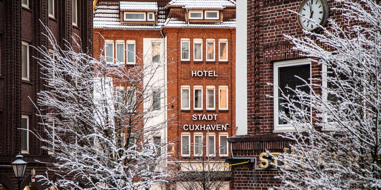 Hotel Stadt Cuxhaven -- Cuxhaven