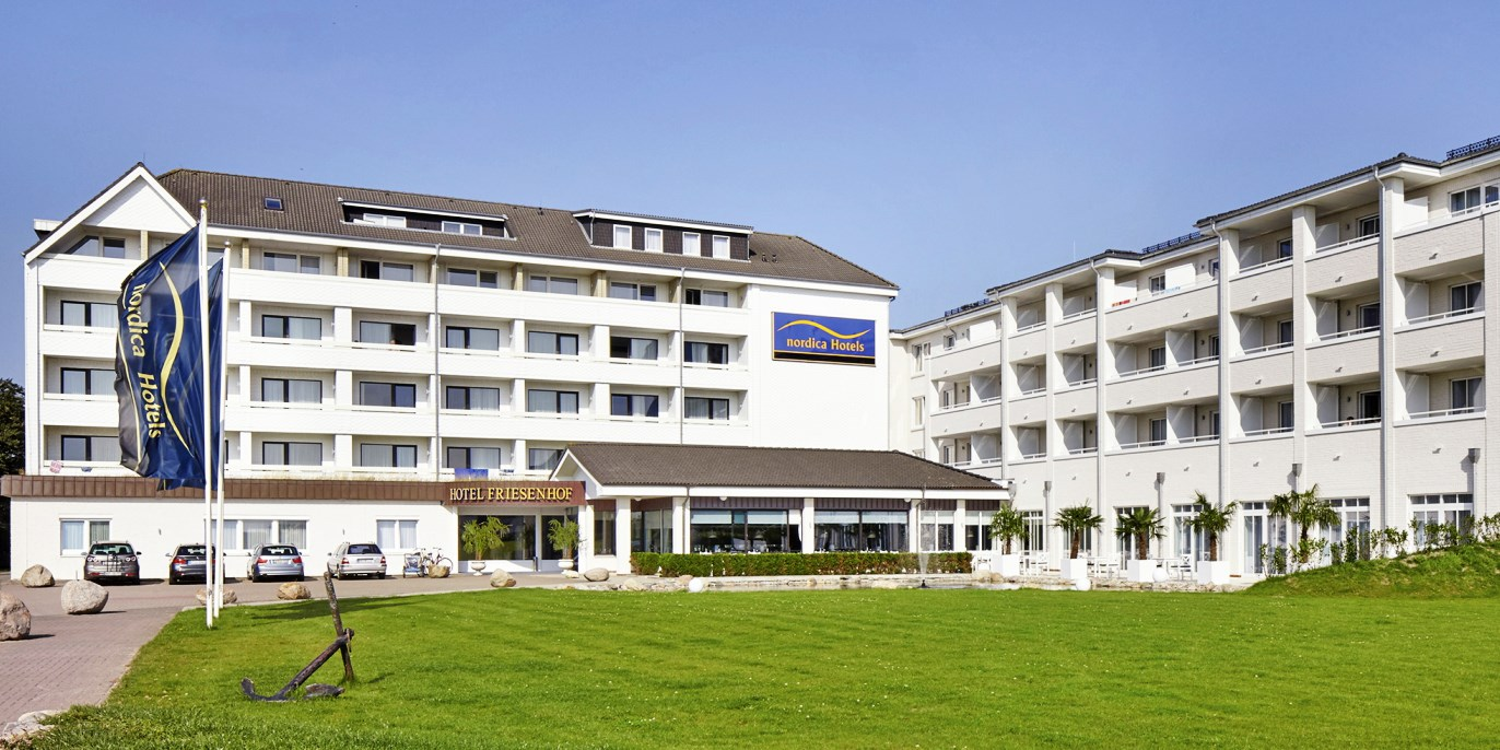 nordica Hotel Friesenhof -- Büsum