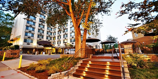 Kimpton Glover Park Hotel Northeast Washington D C