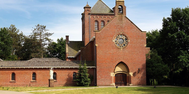 Fletcher Kloosterhotel Willibrordhaeghe -- Deurne, Netherlands