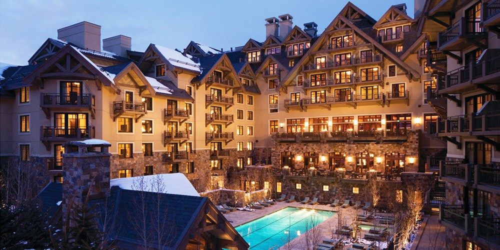 Four Seasons Resort Vail -- Vail, CO