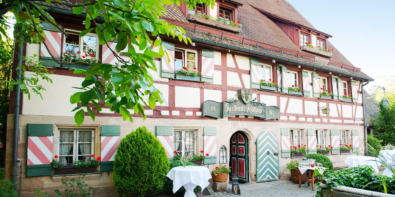 Romantik Hotel Gasthaus Rottner -- Nürnberg