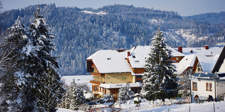 Schwarzwald-Hotel Silberkönig Ringhotel -- Stollen
