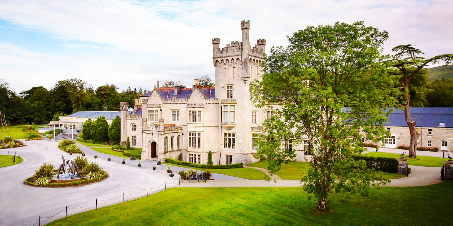 Lough Eske Castle -- Donegal, Ireland