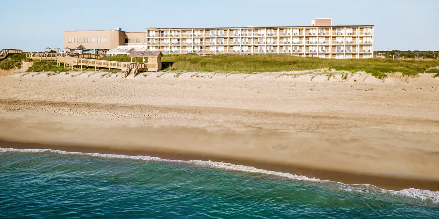 £48 – Outer Banks: Oceanfront Hotel, up to 50% Off -- Kill Devil Hills, NC