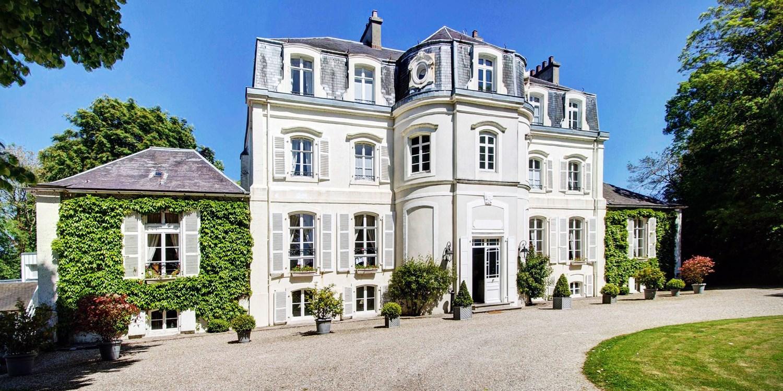 Najeti Hôtel Château Cléry -- Baincthun, France