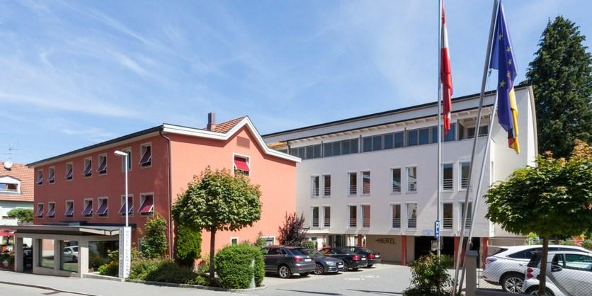 Hotel Germania -- Bregenz, Österreich