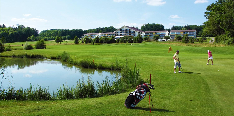 Wellnesshotel Golf Panorama -- Wäldi, Schweiz
