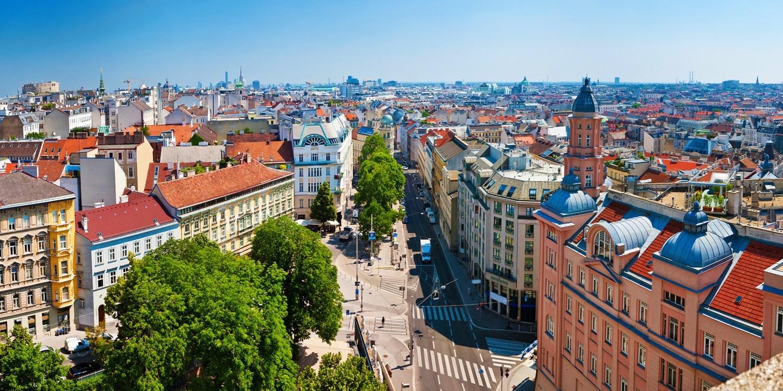 Falkensteiner Hotel Am Schottenfeld -- Wien, Österreich