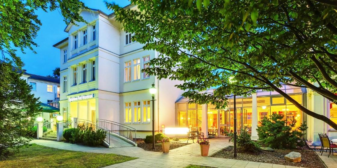 Upstalsboom Hotel Ostseestrand -- Ostsee