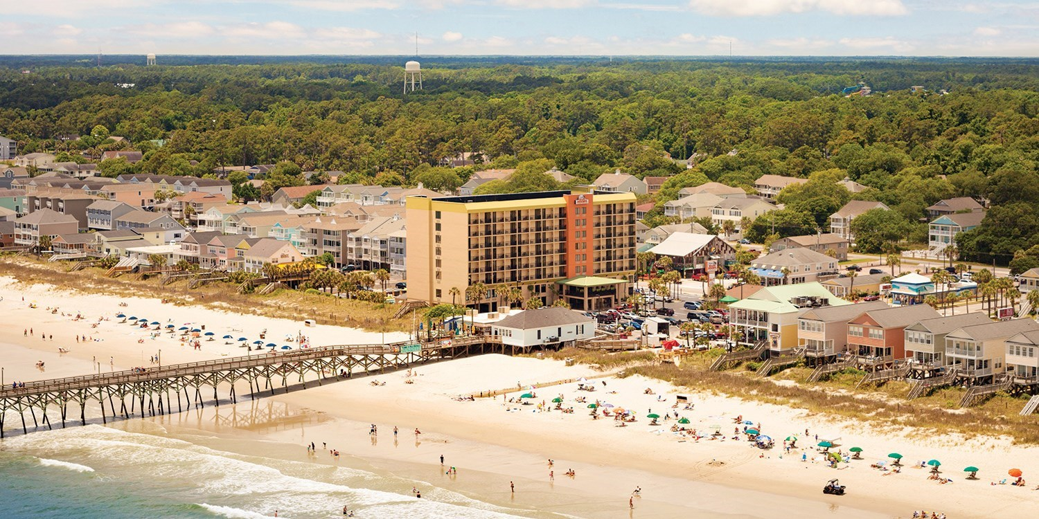 Surfside Beach Oceanfront Hotel -- Surfside Beach, SC