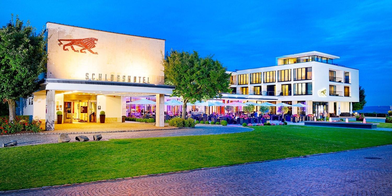 ab 139€ – Schlosshotel mit Blick über Kassel & Menü, -44% -- Kassel