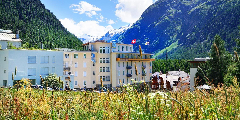 Schweizerhof -- Kanton Graubünden, Schweiz