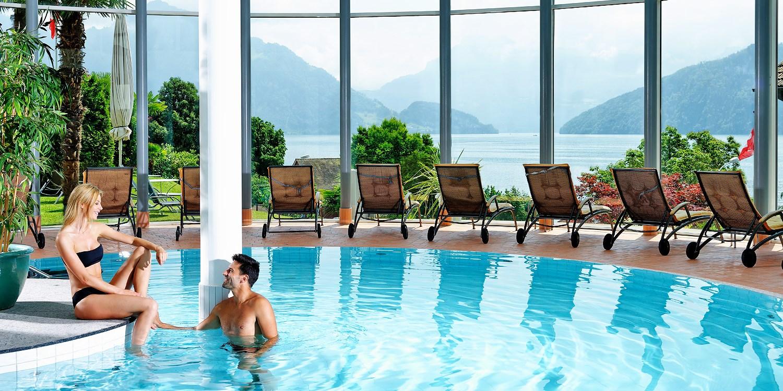 Hotels Alexander & Gerbi -- Weggis, Schweiz