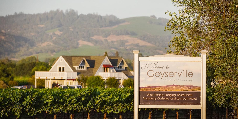 Geyserville Inn -- Geyserville, CA