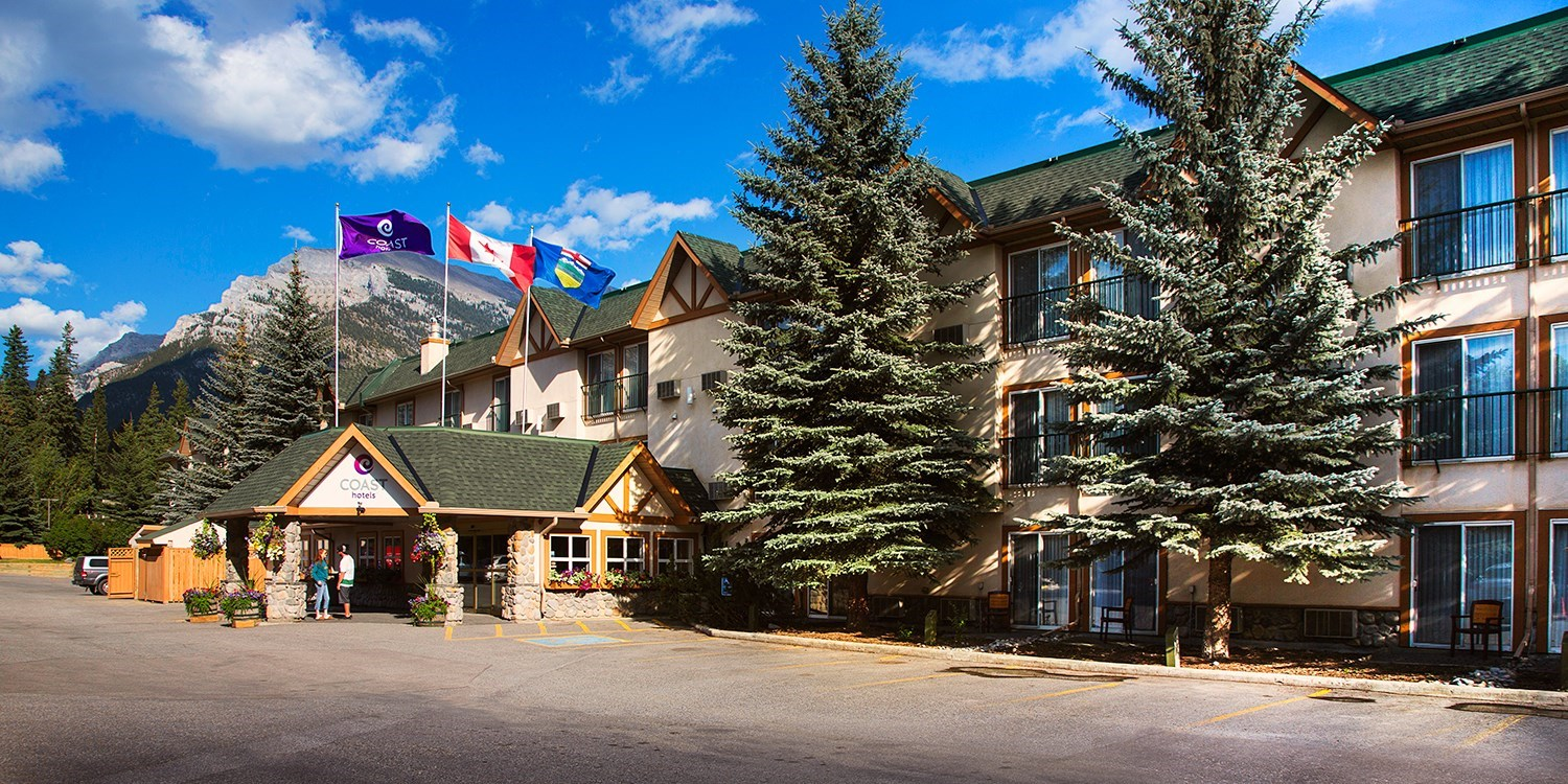 Coast Canmore Hotel & Conference Centre -- Canmore, Alberta