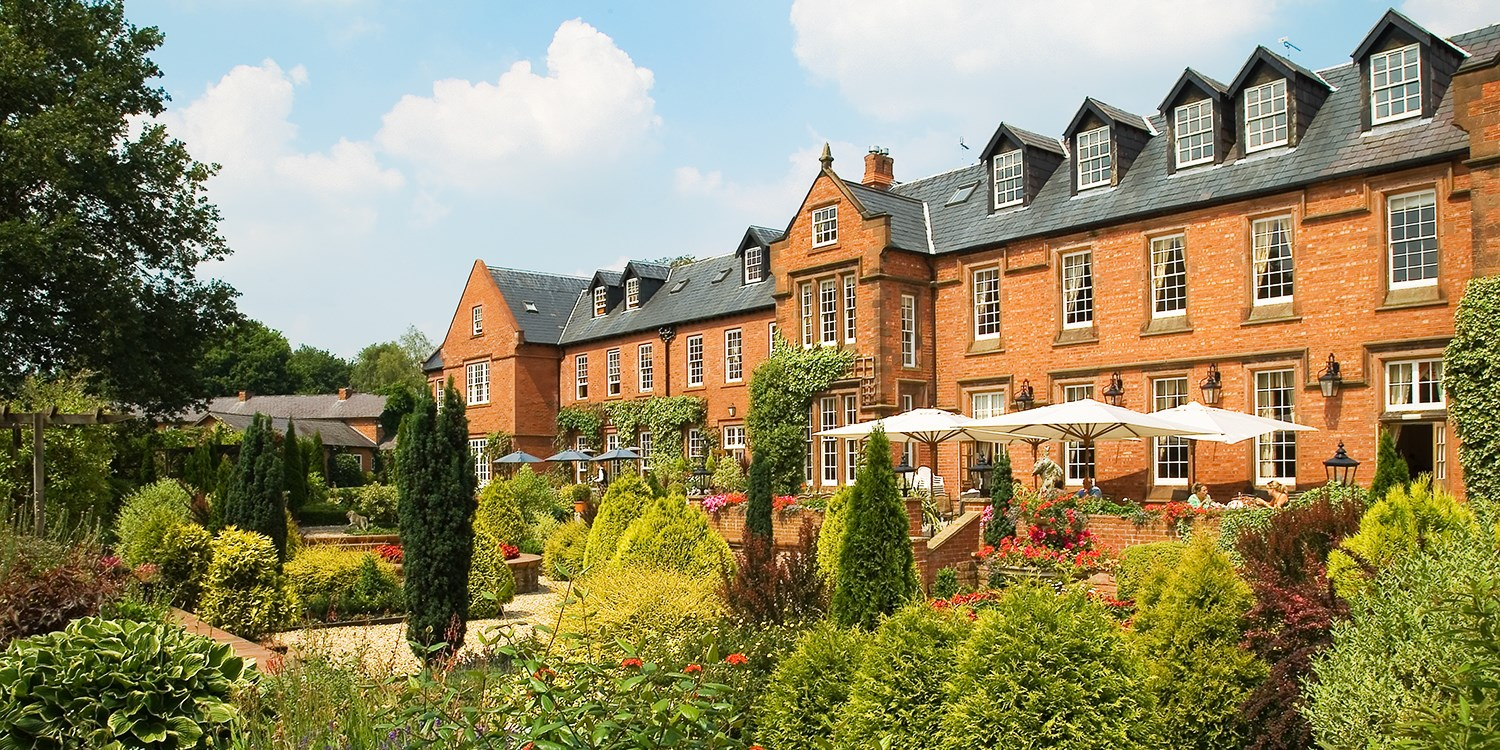 Nunsmere Hall Hotel -- Oakmere, United Kingdom