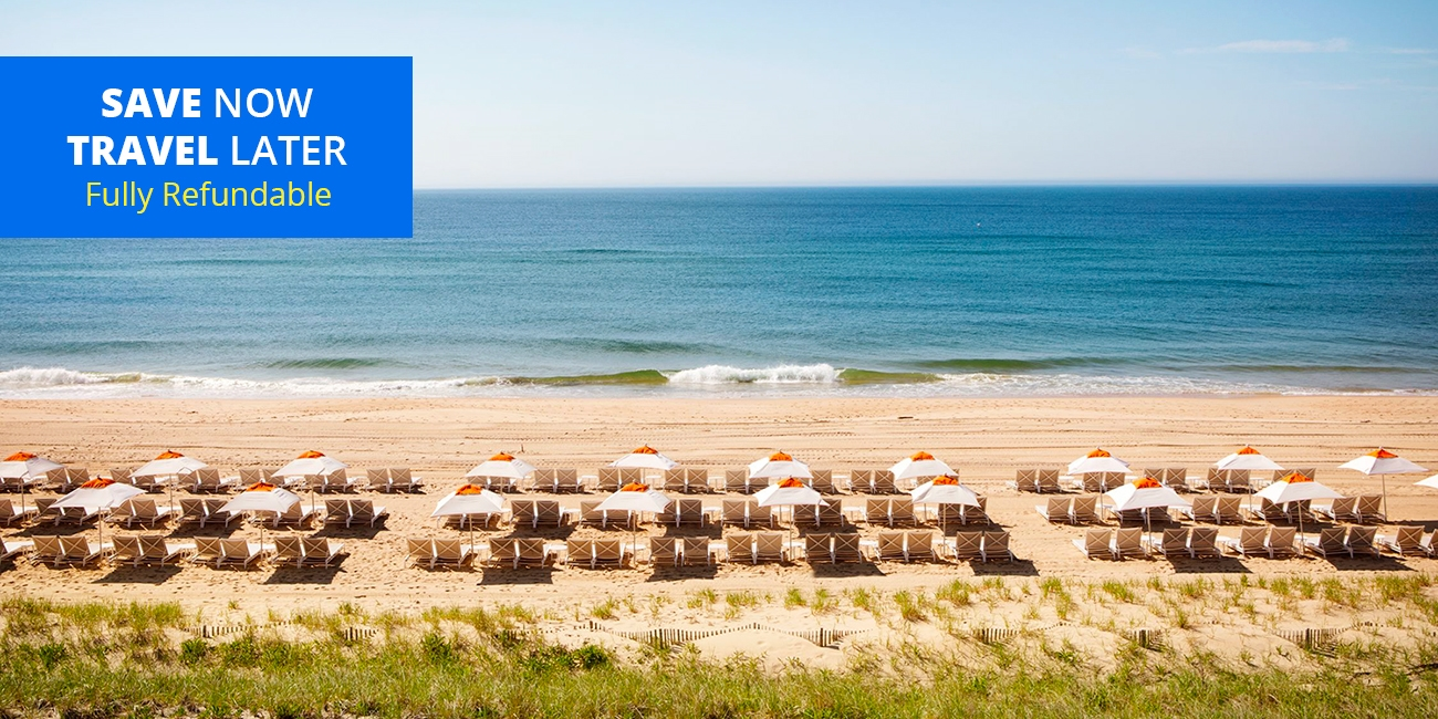 $205 – Hamptons Resort w/Bottle of Bubbly & Daily Credit -- Montauk, NY