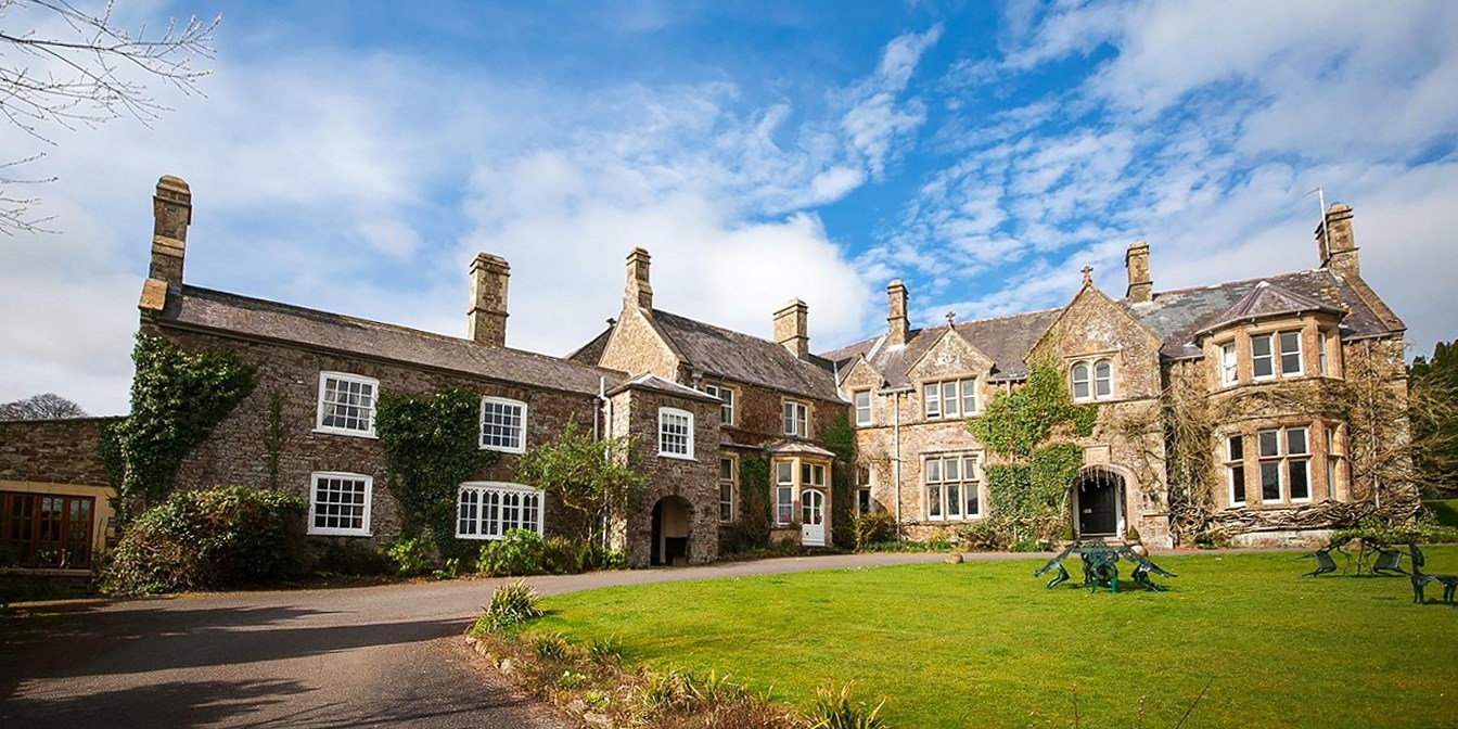 Northcote Manor Hotel -- Burrington, United Kingdom