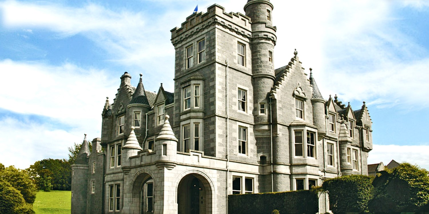 Mercure Aberdeen Ardoe House Hotel & Spa -- Aberdeen, United Kingdom