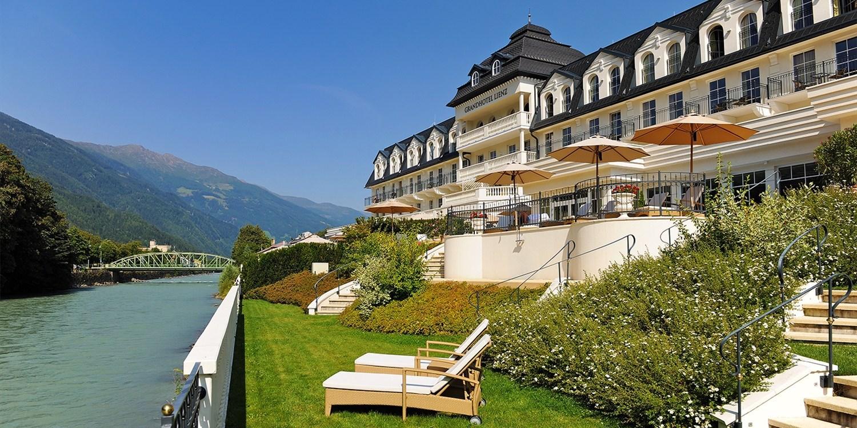 Grandhotel Lienz -- Lienz, Österreich