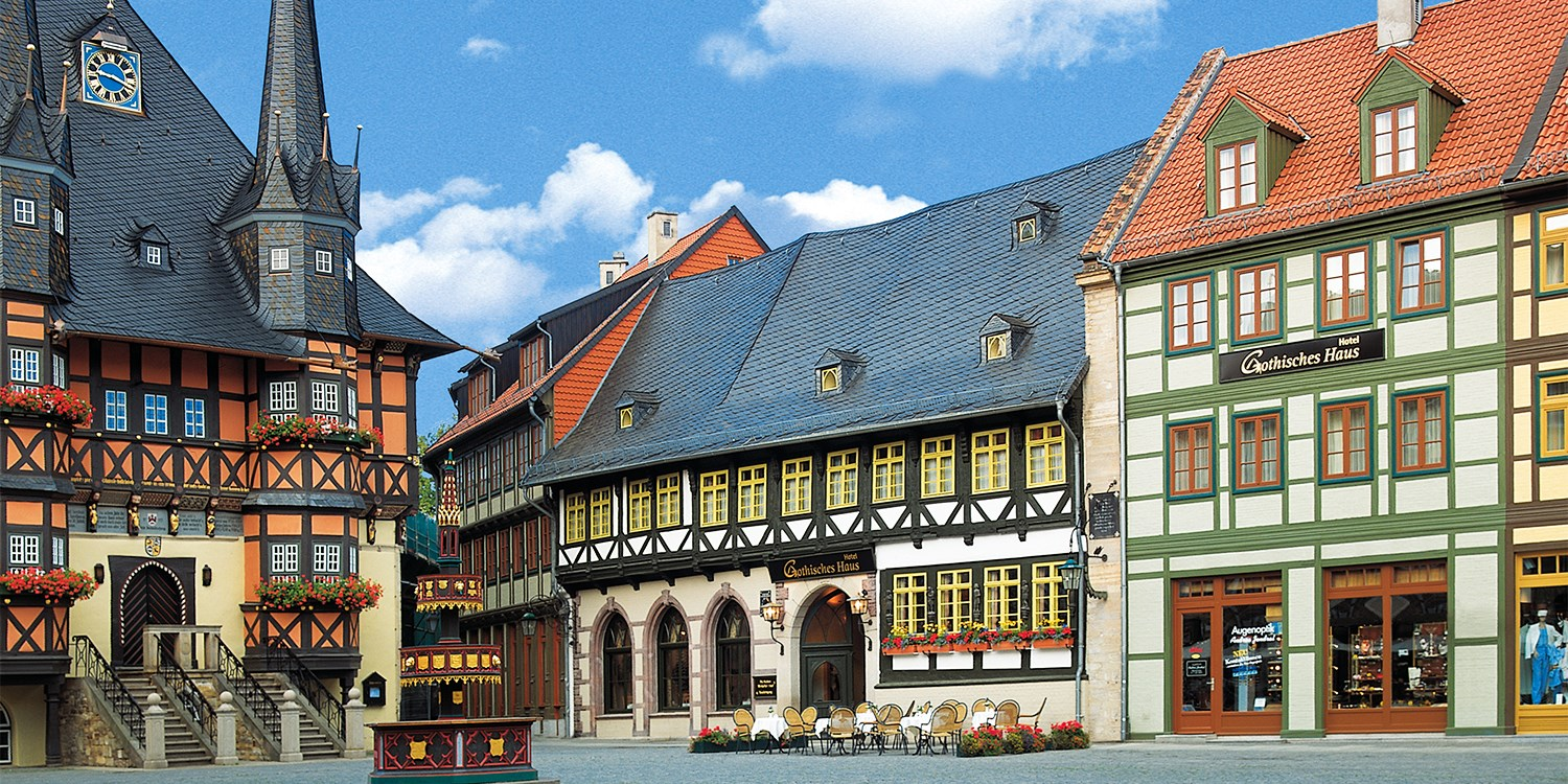 Travel Charme Gothisches Haus -- Wernigerode, Germany