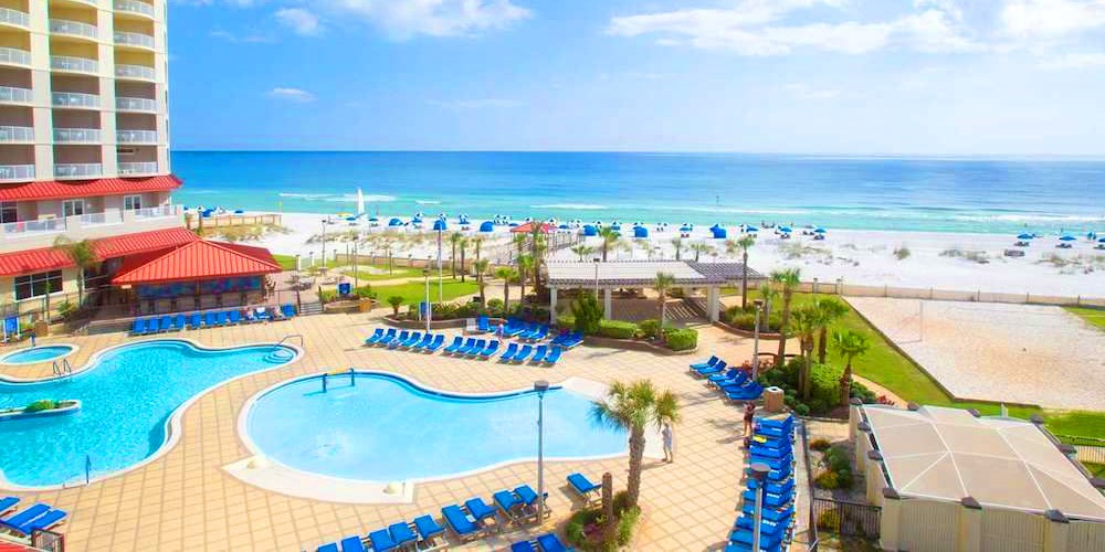 Hilton Pensacola Beach Gulf Breeze Fl