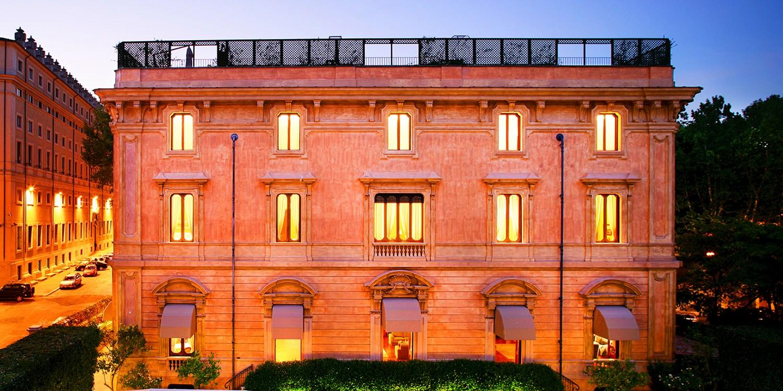 Villa Spalletti Trivelli -- Rome, Italy