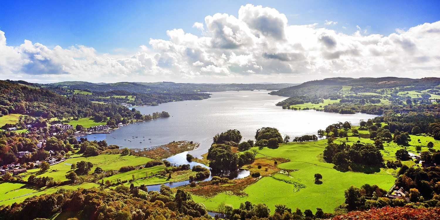£179 – Lake Windermere break w/meals & cream tea, was £288 -- Lake District