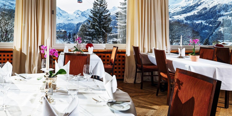 Beausite Park Hotel -- Lauterbrunnen, Schweiz