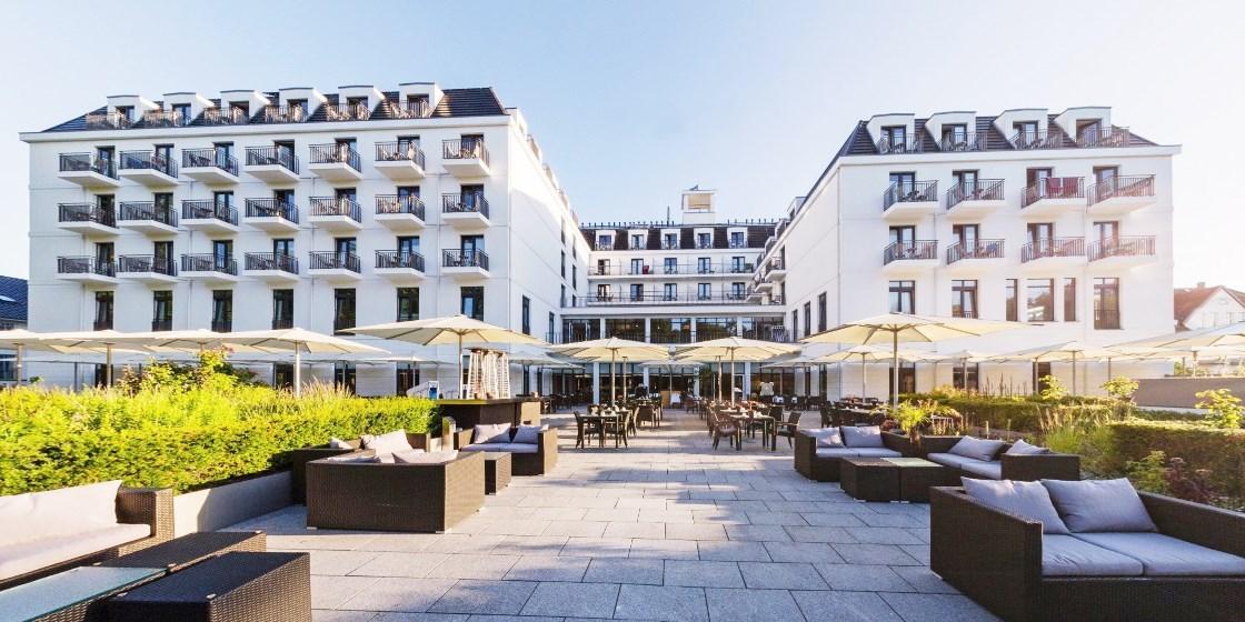Upstalsboom Hotelresidenz & SPA Kühlungsborn -- Kühlungsborn West