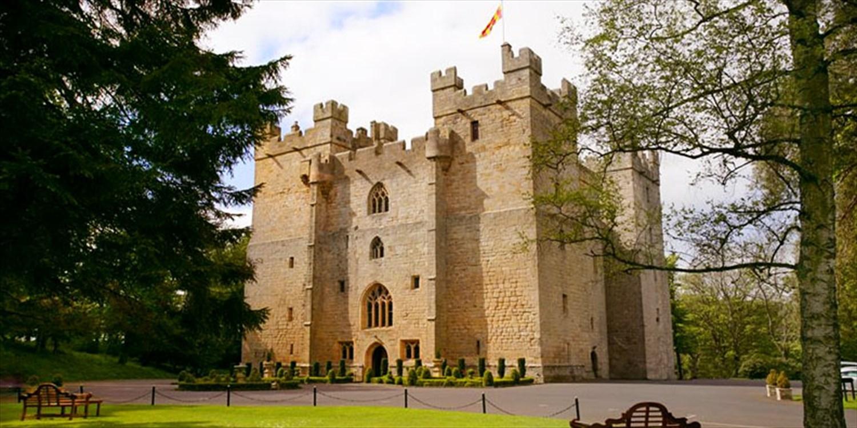 Langley Castle