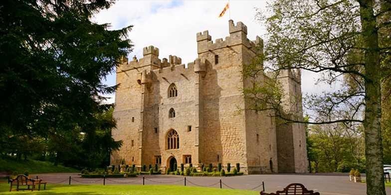 Langley Castle Hotel | Travelzoo