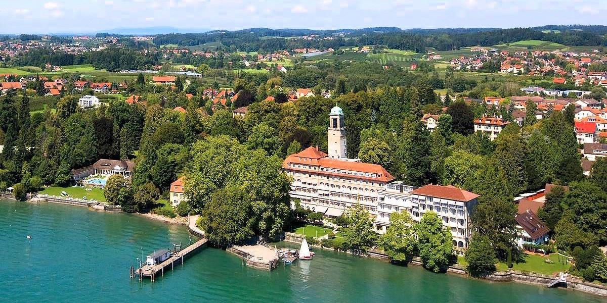 Hotel Bad Schachen -- Bodensee