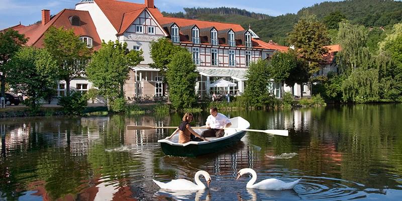 Landhaus Zu den Rothen Forellen -- Ilsenburg