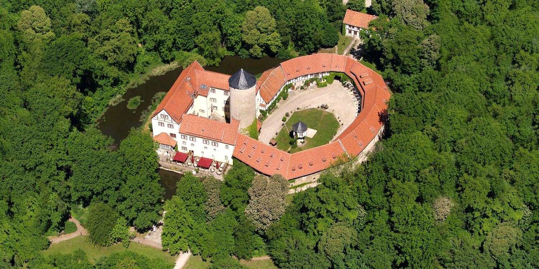 Hotel & Spa Wasserschloss Westerburg -- Dedeleben