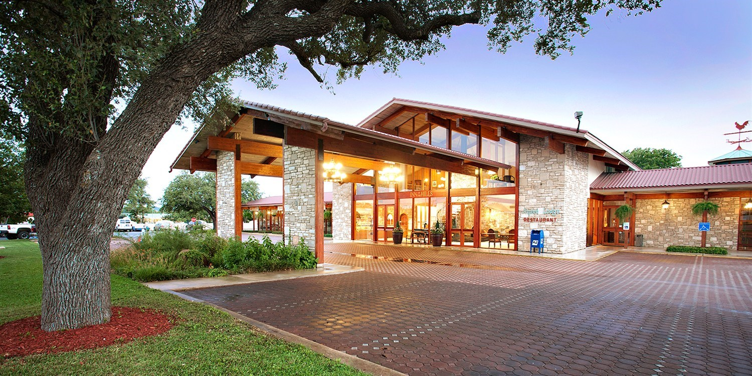 Inn of the Hills Hotel & Conference Center -- Kerrville, TX