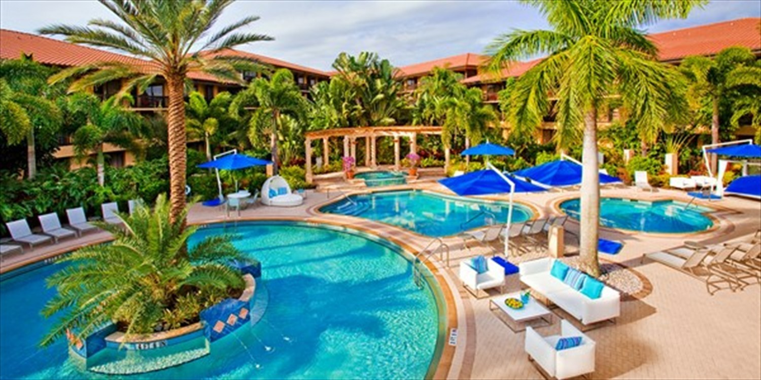 PGA National: Spa & Pool Day at Legendary Palm Beach Resort