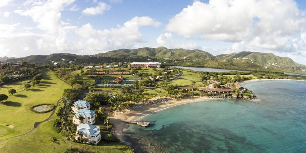 The Buccaneer -- Christiansted, US Virgin Islands