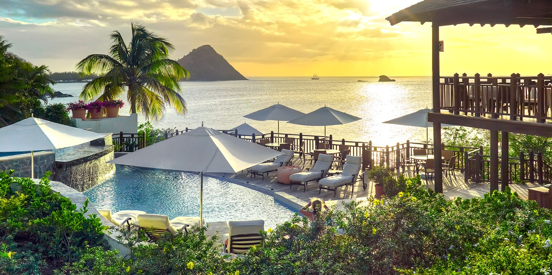 Cap Maison Resort & Spa -- Gros Islet, St. Lucia